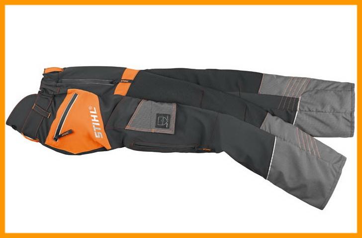 защитные брюки штиль